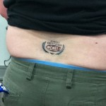 Tom's Celebration Tramp Stamp