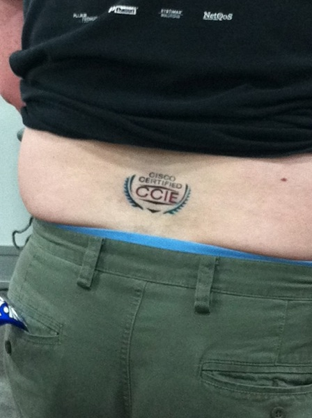 Tom tramp stamp