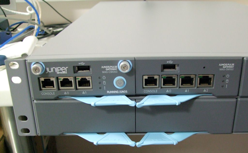 What's New & Unboxing of Juniper JunOS MAG Appliances Part I of III