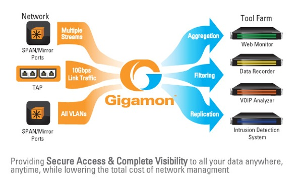 Gigamonsolution
