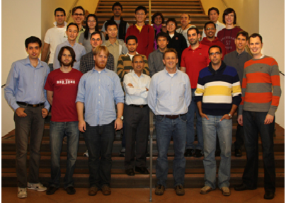 Openflow team at Stanford