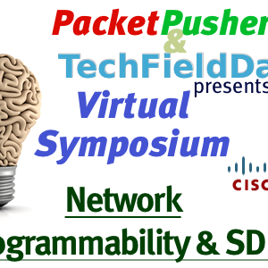 Priority Queue Show 008 – Cisco and Network Programmability  – Virtual Symposium