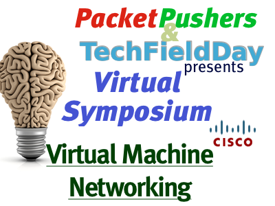 Cisco Virtual Symposium Logo  Virtual Networking