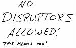 no-disruptors-150