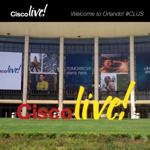 Cisco Live 2013 Sign