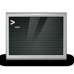 utilities-terminal