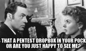 Pentest_dropbox