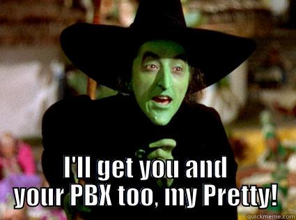 Wicked Witch of the PBX