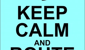 keep-calm-route-on