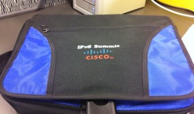 IPv6 Summit Swag