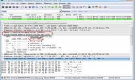 Wireshark ERSPAN Capture
