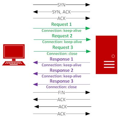 HTTP/1.1 Pipelining