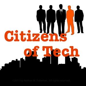 Citizens of Tech 010 – Vinyl Glacier Robot Earthquakes