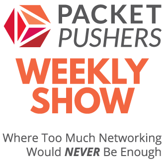 Packet Pushers Weekly Logo