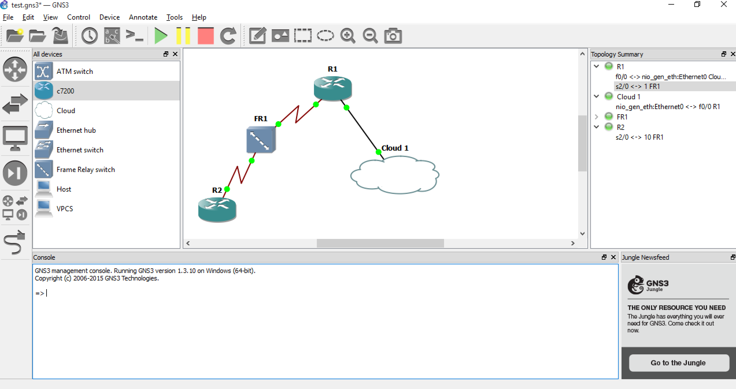 Bridging Between Cisco Virl And Gns3 For L2 Serial Support Network Diagram Design Elements Switches Hubs Win Packet Pushers