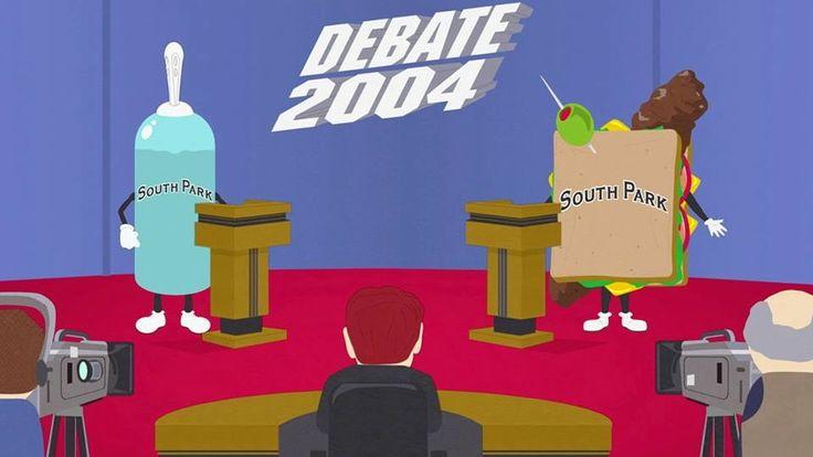 A Giant Douche vs A Thurd Sandwich