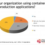 Snapshot: Container  Adoption Has A Ways To Go