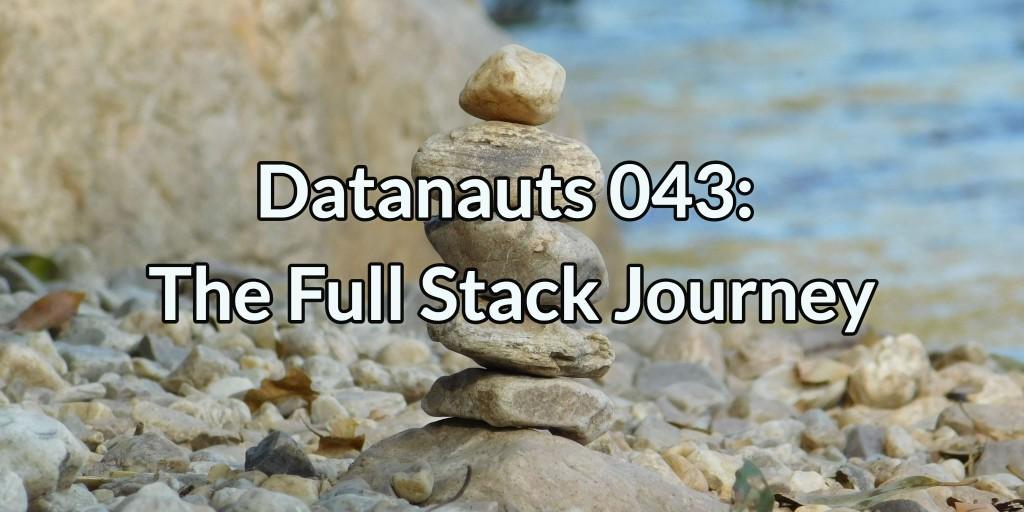 Full stack journey