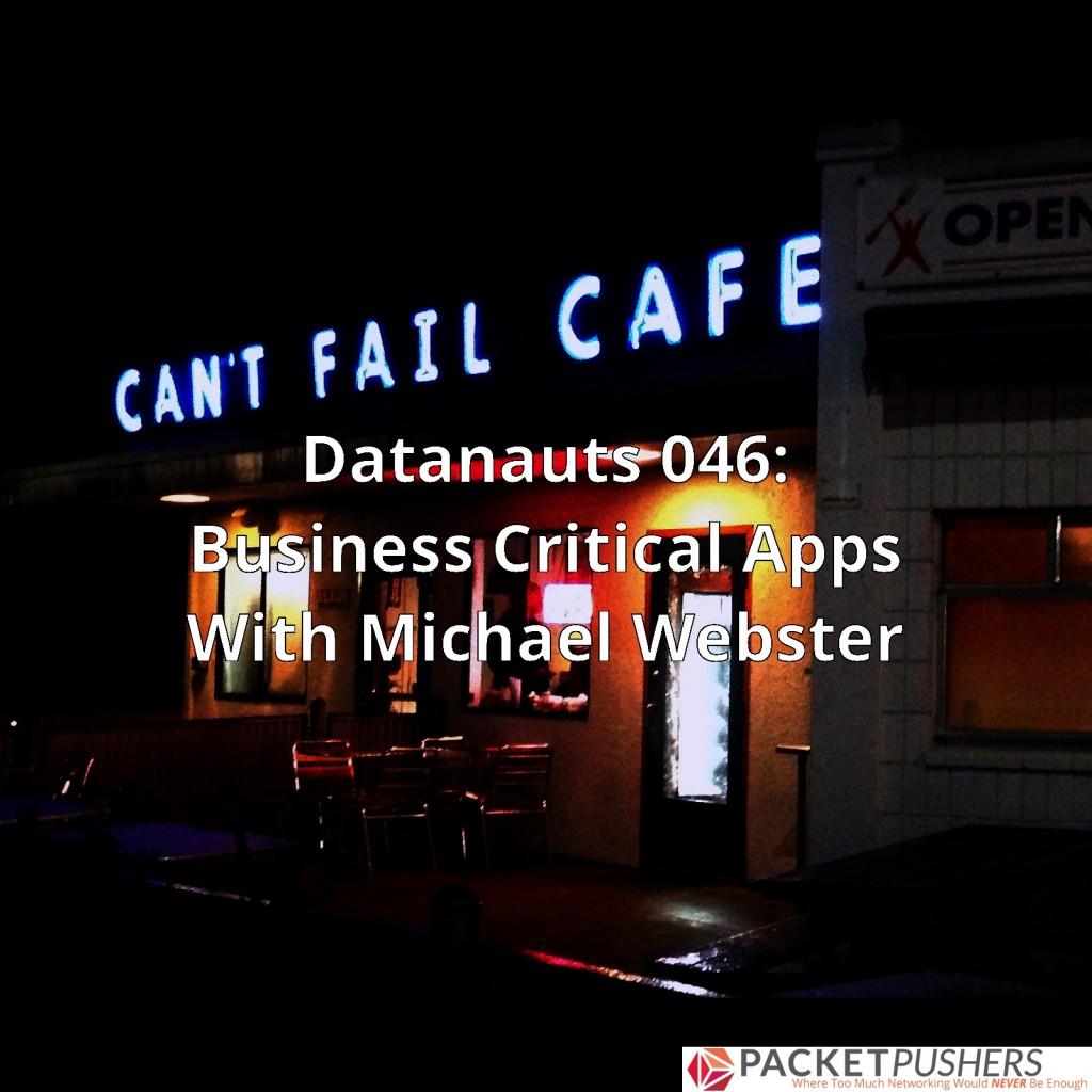 Datanauts 046 MP3 Embed