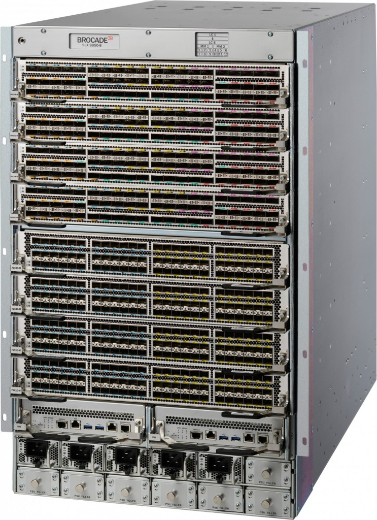 Brocade's New SLX 9850 Router