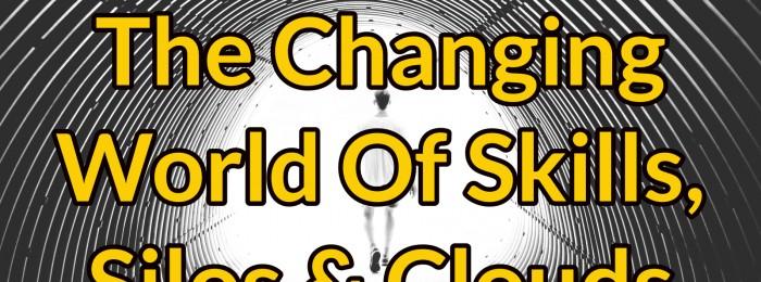 Datanauts 056: The Changing World Of Skills, Silos & Clouds
