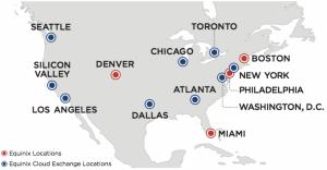 Equinix Locations