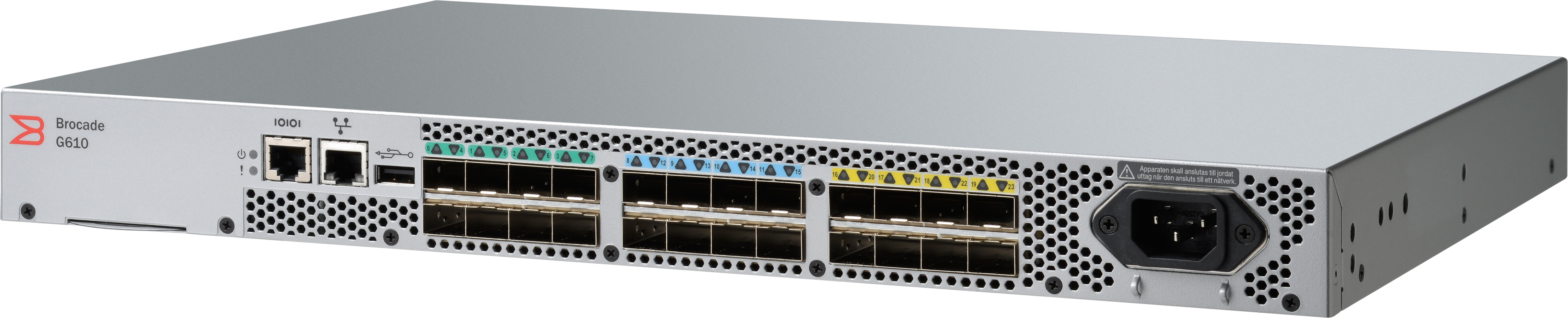 Brocade Launches Entry-Level Fibre Channel Switch - Packet