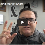 On Cisco Losing Market Share