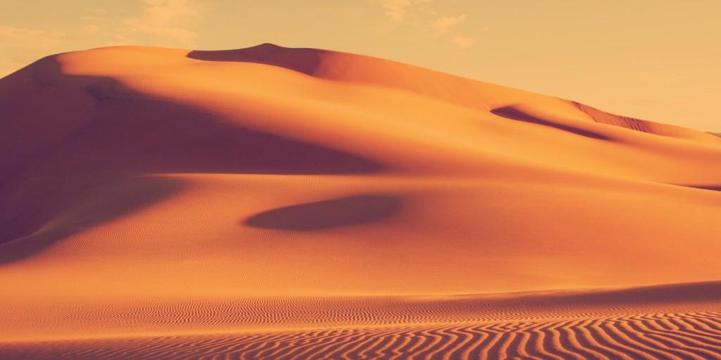 Desert post