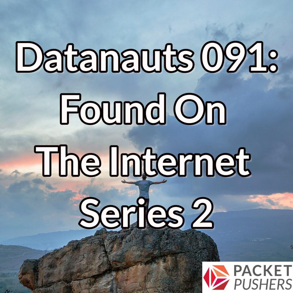 Datanauts 91 tag