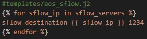 sflow