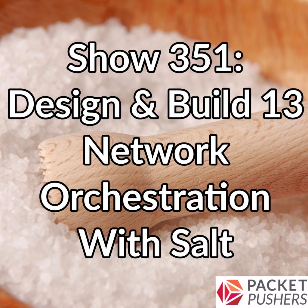 Weekly 351 - Salt