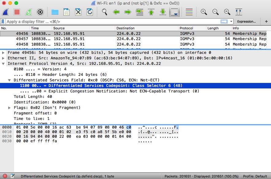 Understanding wireshark capture filters - Wireshark filter destination port ...