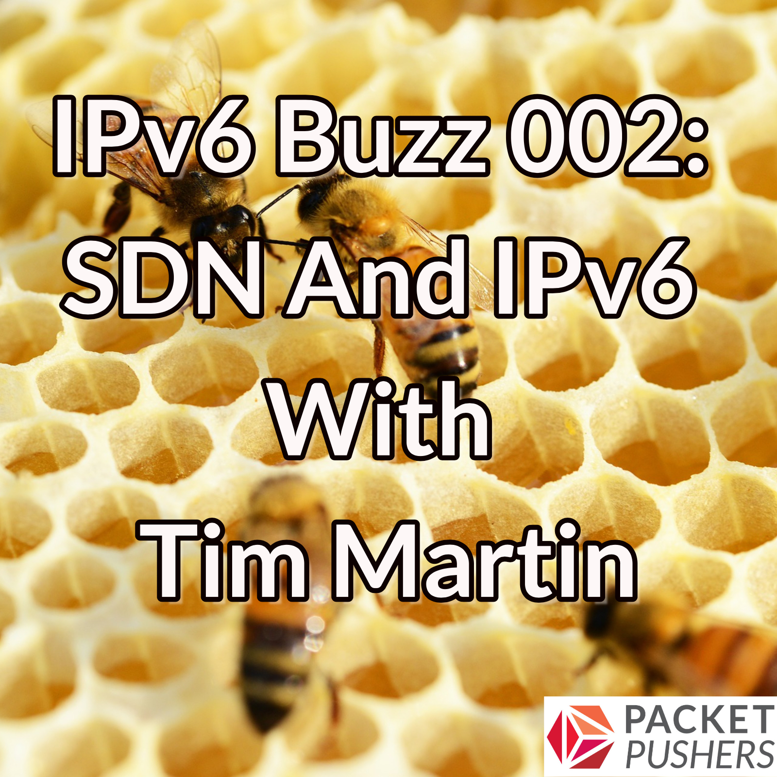 SDN And IPv6 With Tim Martin