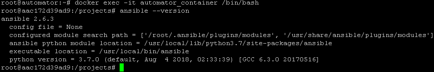 Building A Docker Network Automation Container - Packet Pushers