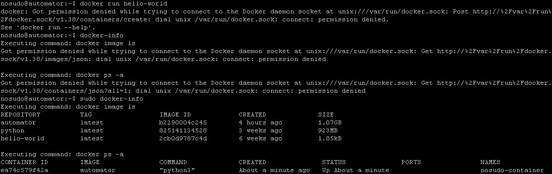 Using Docker Securely On Management Servers - Packet Pushers