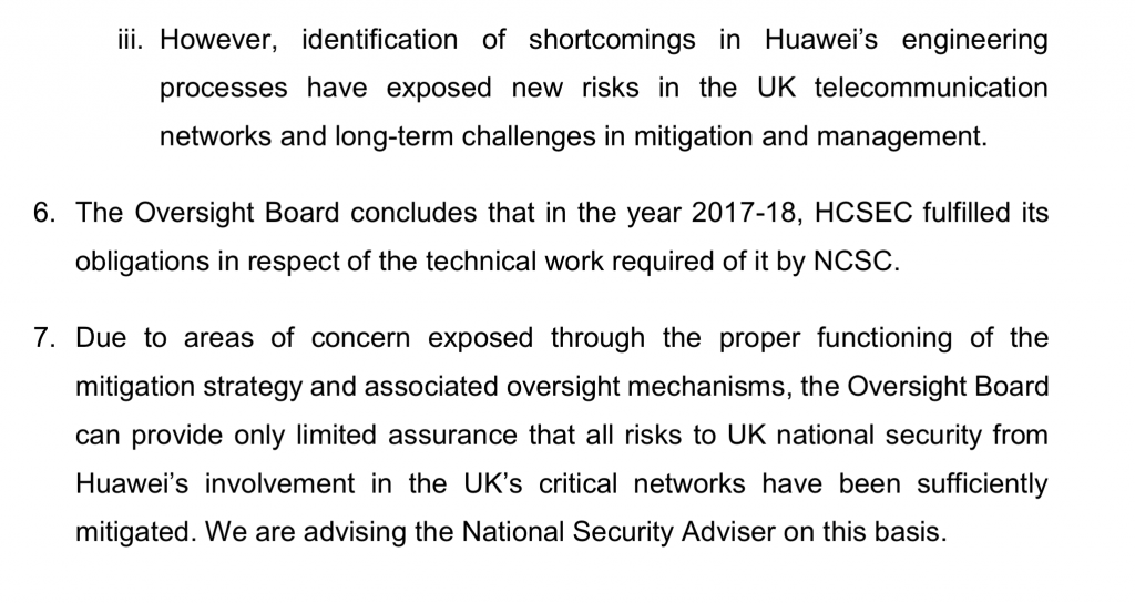 Are Huawei Products Unsafe or Insecure ? A Review - Packet