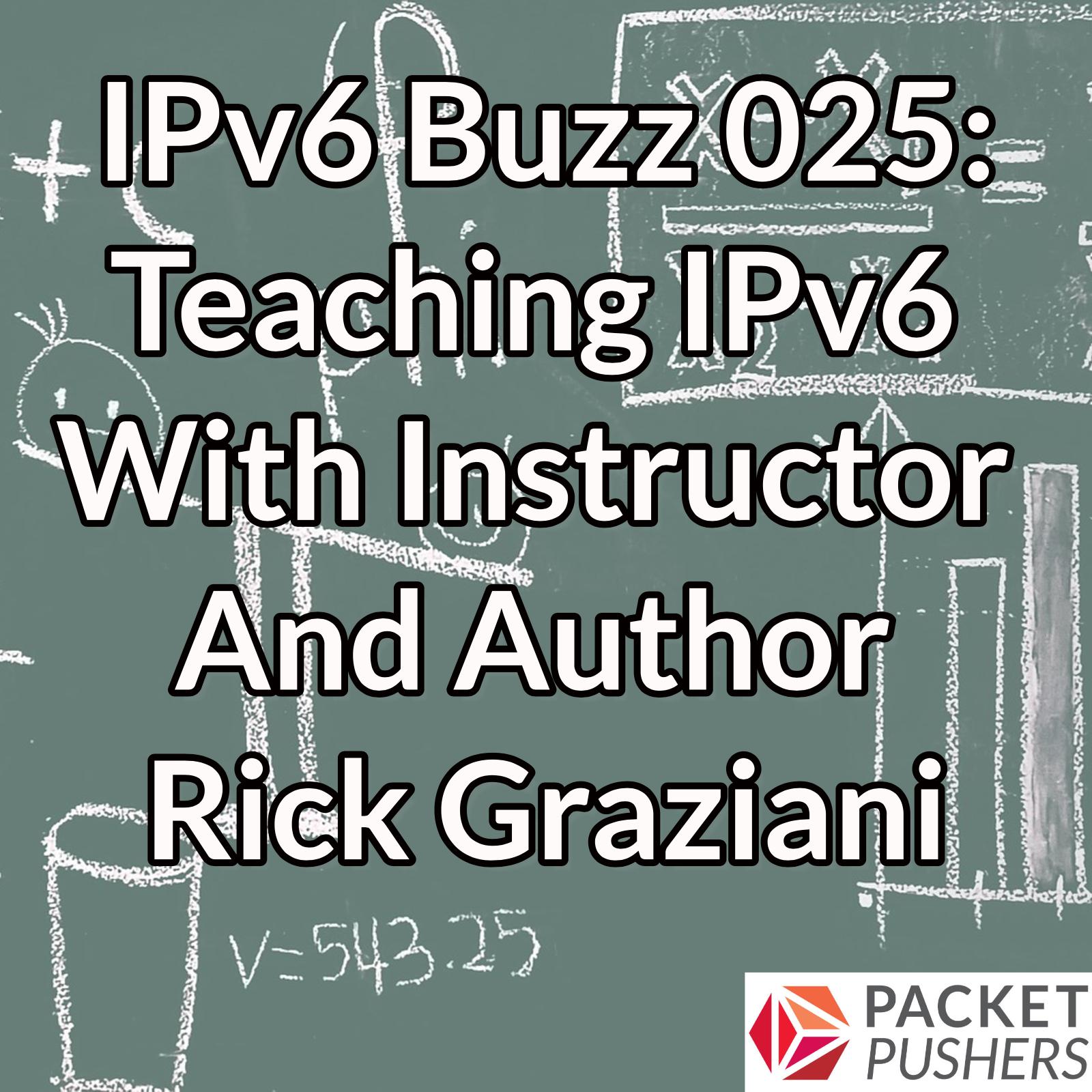 Teaching IPv6