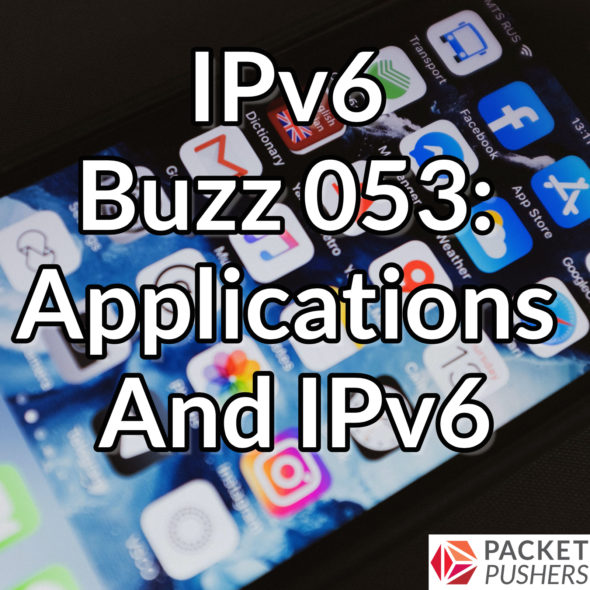 Image for IPv6 Buzz podcast episode 53